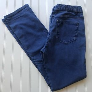 Free People Straight Leg Blue Jeans 👖High rise